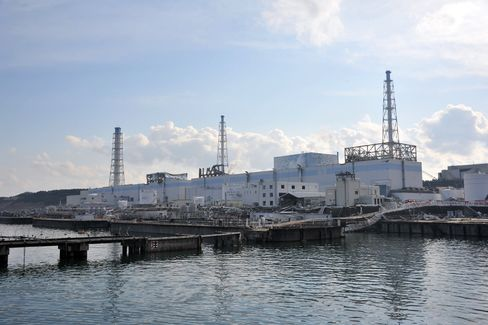 Hitachi, GE Submit Plan to Dismantle Fukushima Nuclear Plant