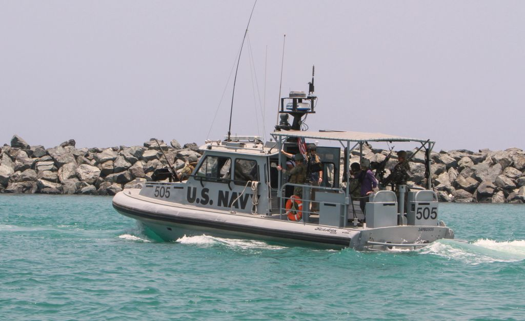 U.S. to Brief Diplomats on Plan to Boost Gulf Maritime Security