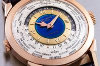 relates to Rare 1950s Patek Fetches $7.7 Million at Christie's in Hong Kong