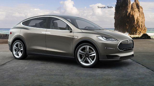 Musk to Hand Over First Model X SUVs Tuesday Night Near Factory