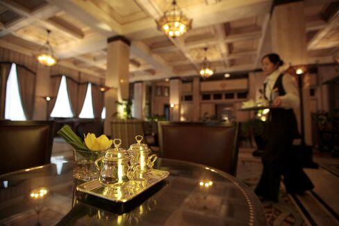 Shanghai Peace Hotel