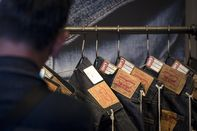 Inside A Levi Strauss & Co. Store As Company Expected To Price IPO