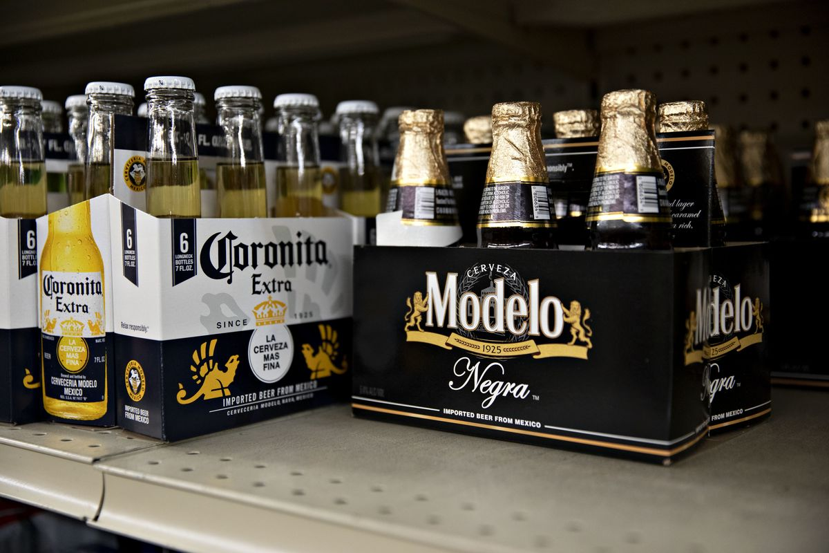 Constellation Brands Rises After Boosting Profit Forecast thumbnail
