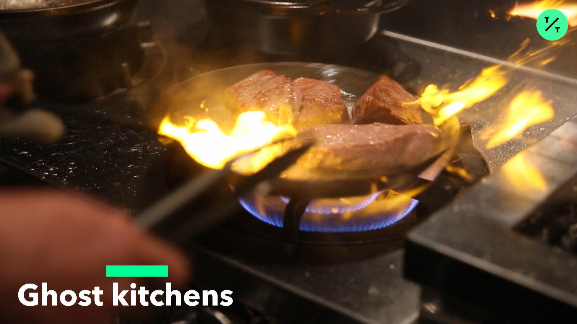 Ghost Kitchens Gaining Popularity