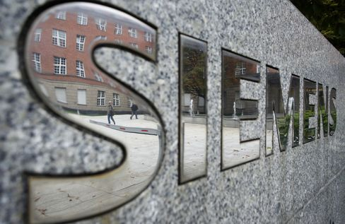 Siemens to Pay Areva $927 Million for Nuclear Exit