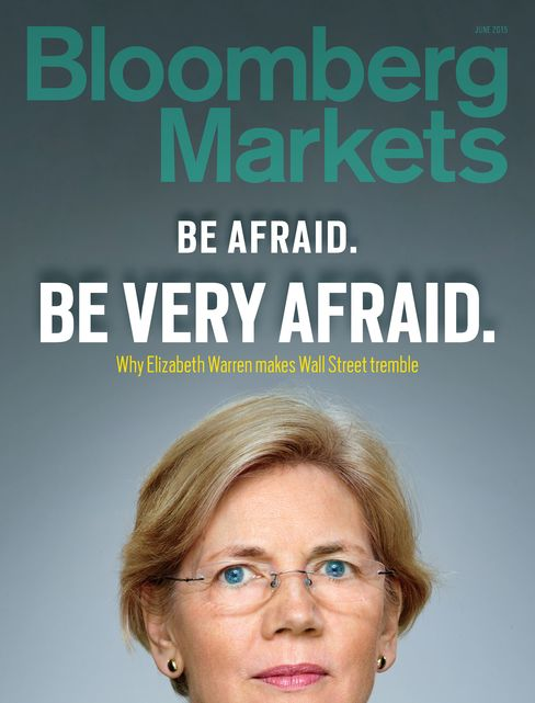 This story appears in the June 2015 issue of Bloomberg Markets.