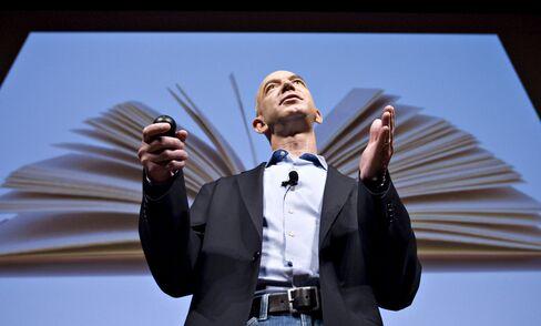 Amazon's Bezos