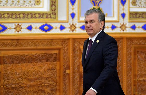 Largest Central Asian Nation Goes to Polls in Test of New Leader