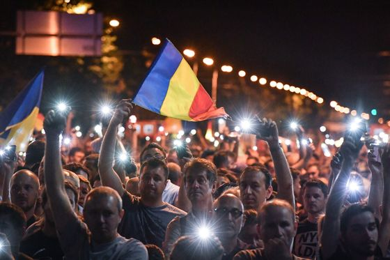 Romanian Government Faces Renewed Pressure After Protest Clashes