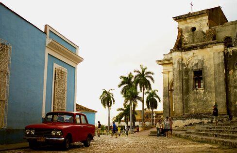 Street scenes from Havana