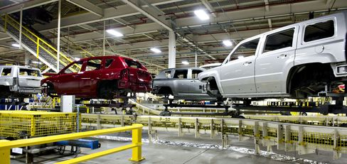 Fiat Says China May Build All Jeep Models as SUV Demand Climbs