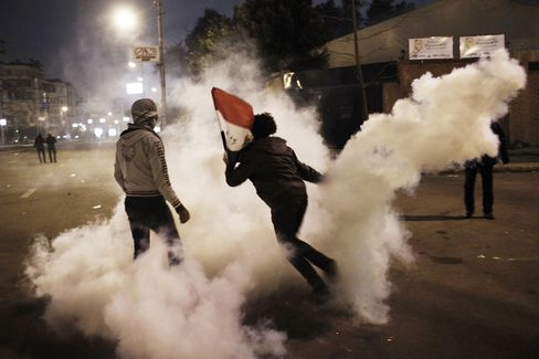 Protests Continue Against Egyptian President Mohammed Morsi