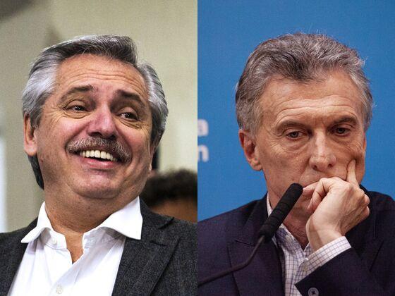 Macri's Surprise Debt Plan Silences Argentina's Opposition