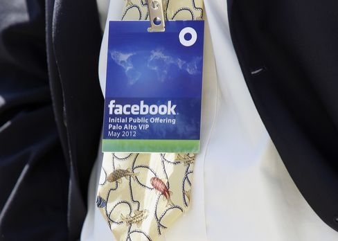 Facebook Said to Plan Raising IPO Price Range to $34-$38 a Share
