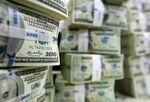 U.S dollar banknotes