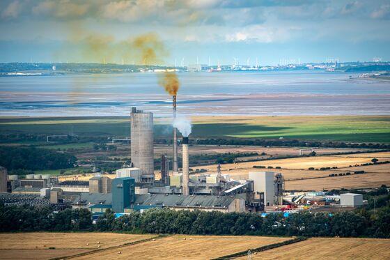 Energy Crisis Worsens as Rally Hits Europe's Industry Giants