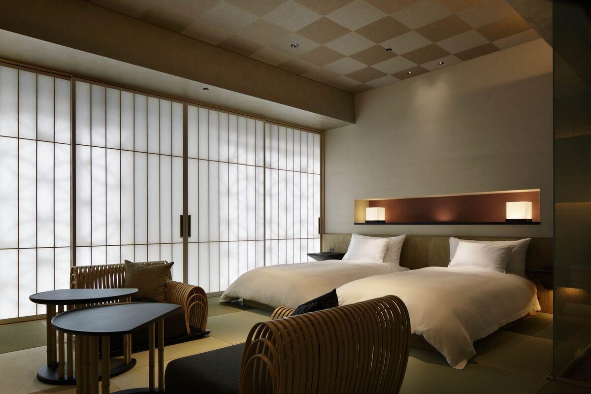 Hoshinoya Tokyo Review Luxury Urban Ryokan And Onsen