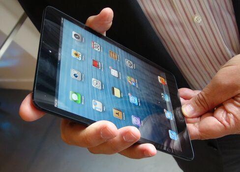 Apple Inc.'s iPad mini