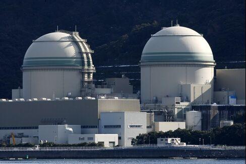 Kansai Electric Power Co. Takahama nuclear plant