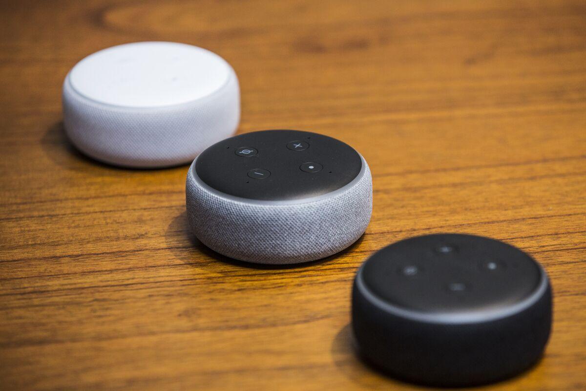 Amazon's Alexa has 80,000 Apps—and No Runaway Hit