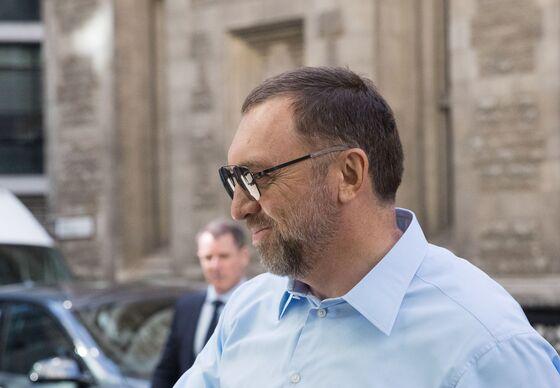 Deripaska's Team Sees Major Progress in Talks to Lift Sanctions
