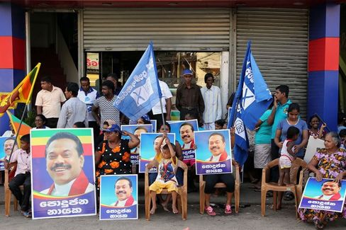 Sri Lanka's President Loses an Election???and China Loses an Ally