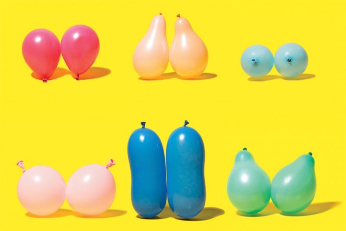Can the Internet Help Women Feel Better About Their Breasts?
