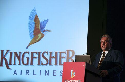 Kingfisher Airlines Ltd. Chairman Vijay Mallya