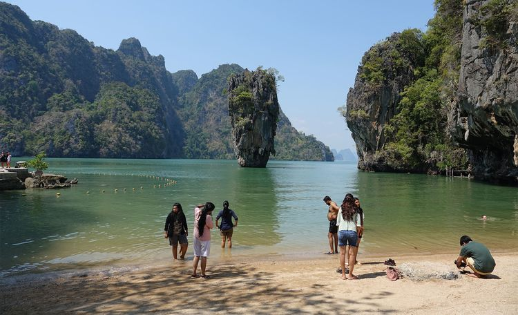 Thailand - Khao Phing Kan