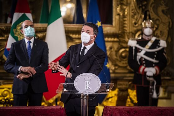 Italy's President Ends Talks With Leaders as Five Star Backs Conte