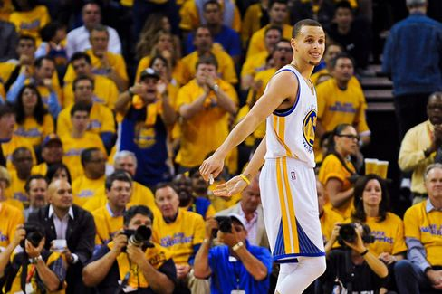 Under Armour Picks and Rolls With Stephen Curry