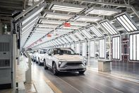 Nio Celebrates the Manufacturing of the Company's 100,000th Electric Vehicle