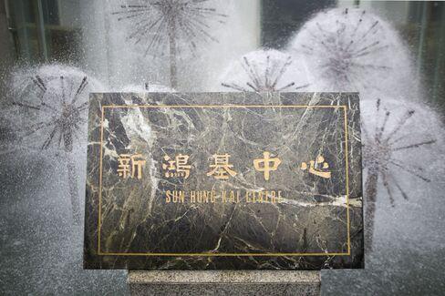 Sun Hung Kai Centre Building
