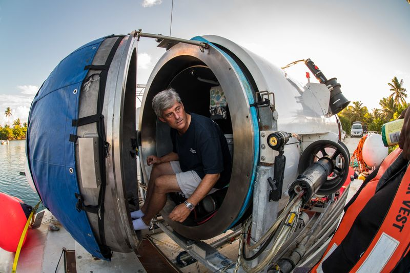 Stockton Rush, president of OceanGate Expeditions. Source: OceanGate Expeditions