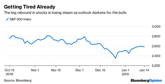 It Only Gets Harder From Here, Stock Bulls