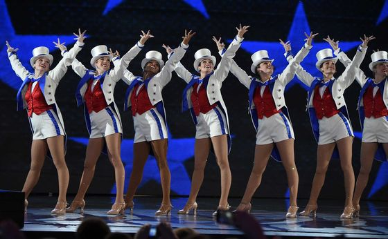 Trump Fussed Over Tablecloths and Rockettes for the Inauguration