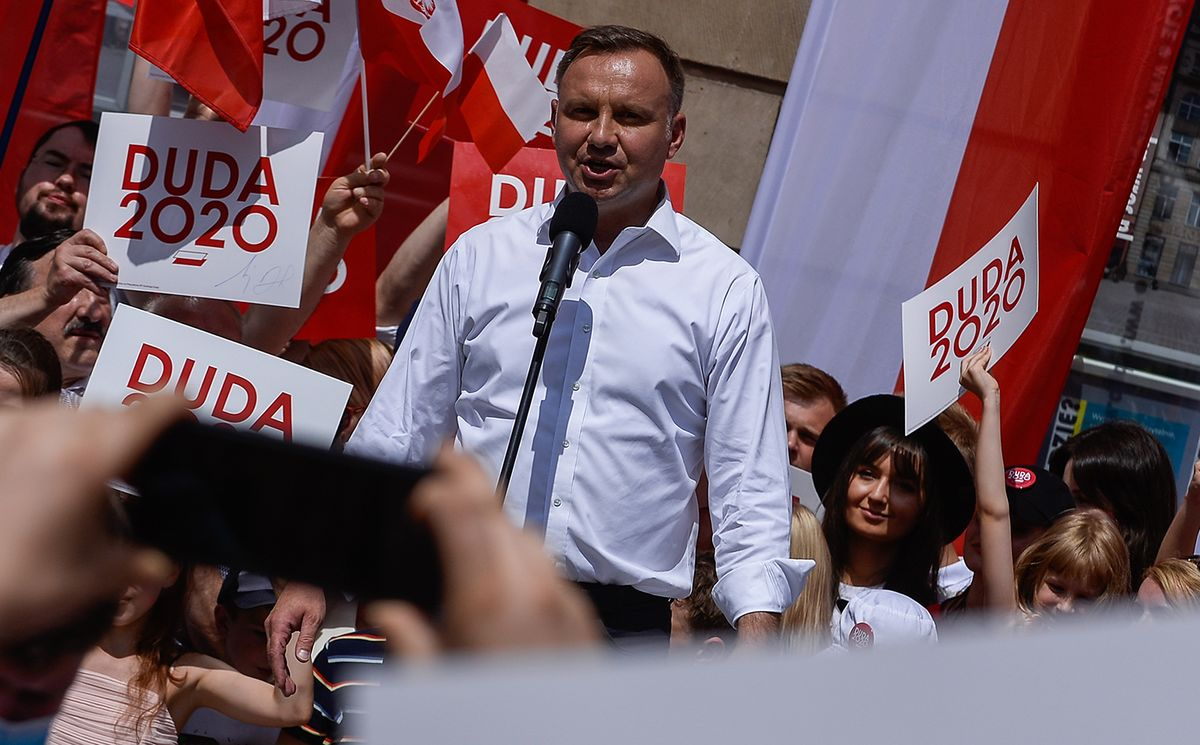 Polish President Proposes Ban on Child Adoption by Gay Couples