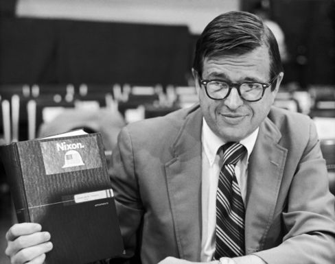 Charles Colson, Watergate Figure Who Turned to God