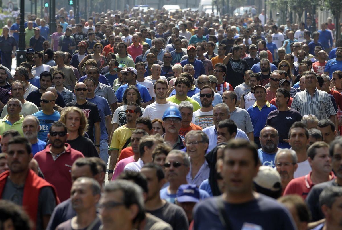Spain's Jobs Miracle Is Under Threat