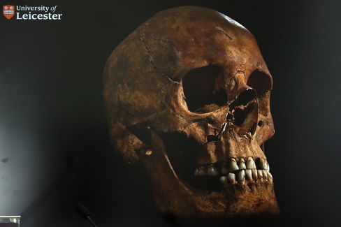 Skeleton Found in Leicester Is King Richard III, Scientists Say