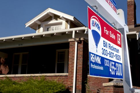 Mortgage Rates for U.S. Loans Jump to Five-Month High