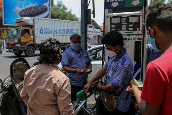 India's Oil Demand Spared 2020 Collapse Despite Covid Crisis