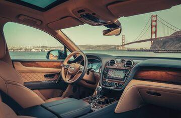 Bentley Bentayga Hybrid SUV Review: V6 Engine, Maximum
