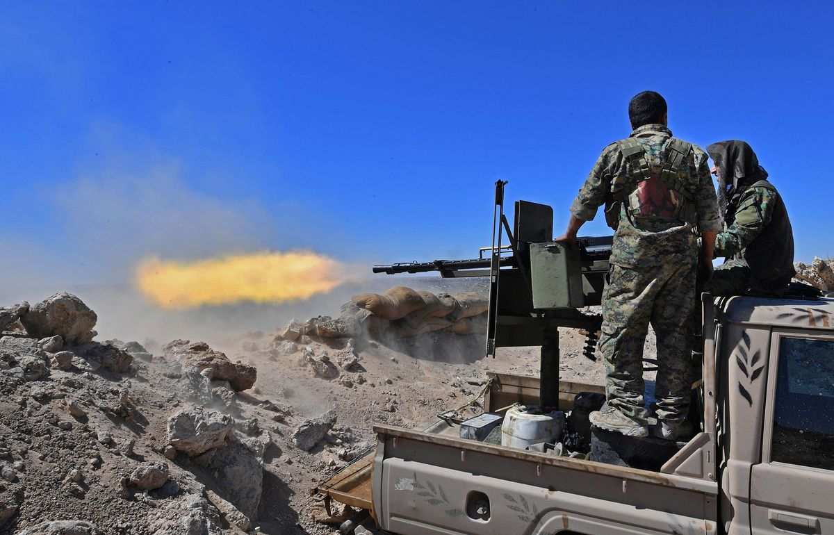 Syrian Kurds Accuse Putin of Failing Them as U.S. Role Fades