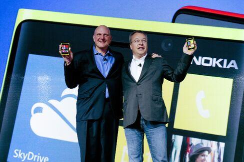 Microsoft to Buy Nokia's Handset Business for $7.2 Billion