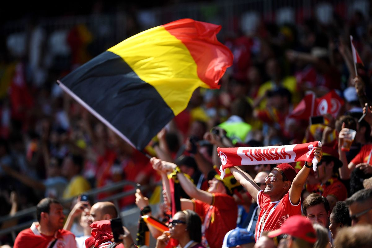 World Cup Latest: Belgian Team Unchanged for Match Vs. Tunisia
