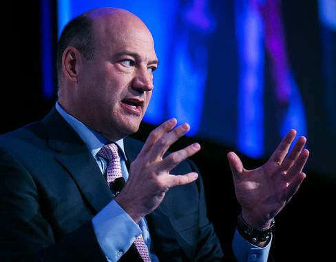 Goldman Sachs president Gary Cohn