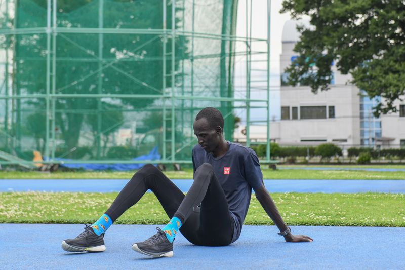 South Sudan Athletes