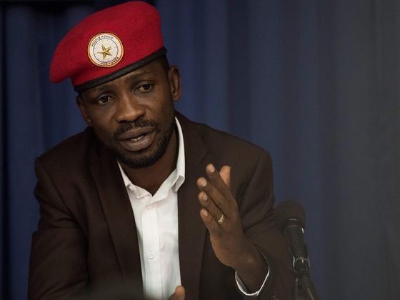 Pop-Star Politician's Return to Uganda Prompts Police Protection