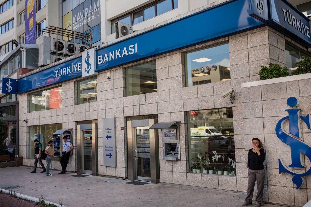 Why Erdogan Aims to Seize Stake in No. 2 Turkish Bank: QuickTake